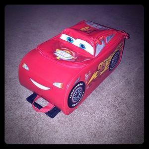 Lightning McQueen suitcase